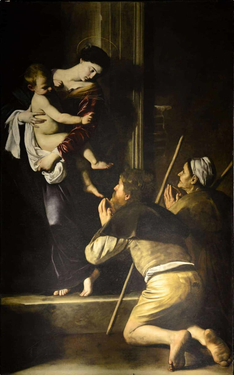 Caravaggio tours