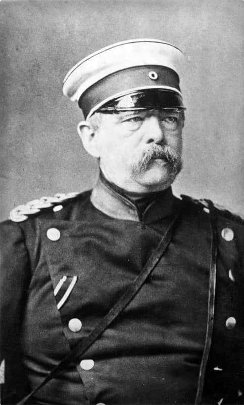 Photo of Prussian Prime Minister