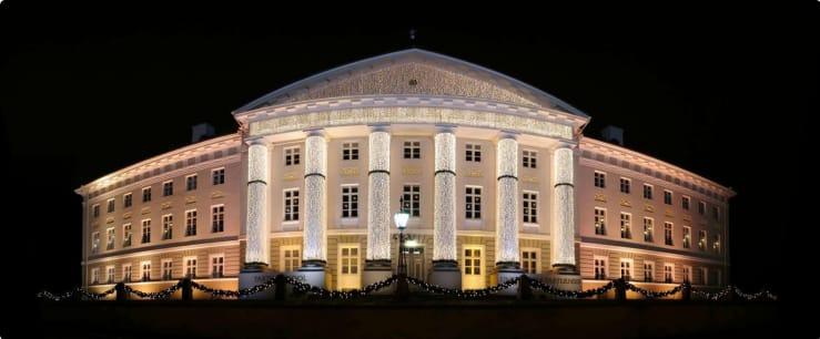 University of Tartu in Estonia