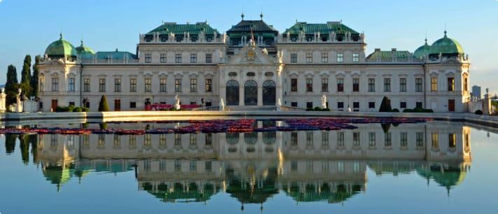 Belvedere Austria