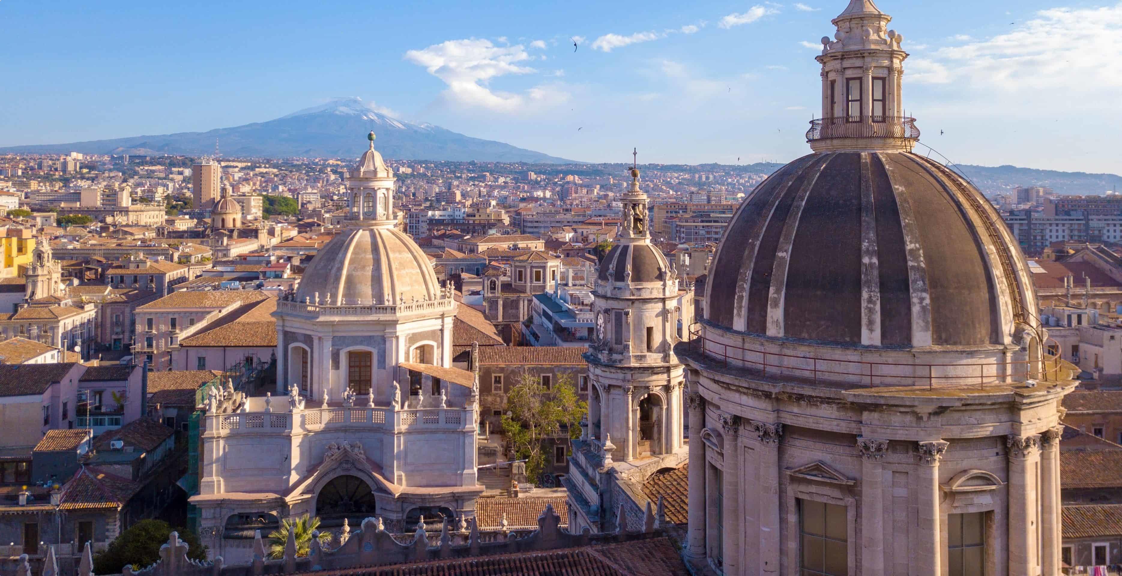 Catania Sicily
