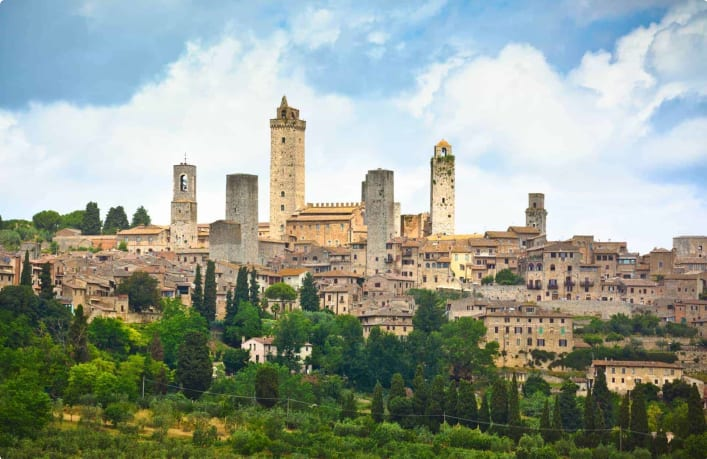 Giminiano, Siena province, Tuscany, Italy