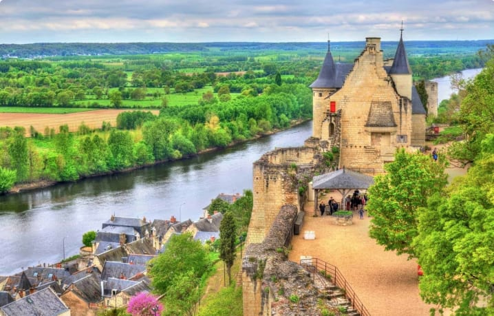 Loire Valley and the Seine, France