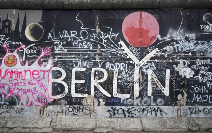 Germany walking tour