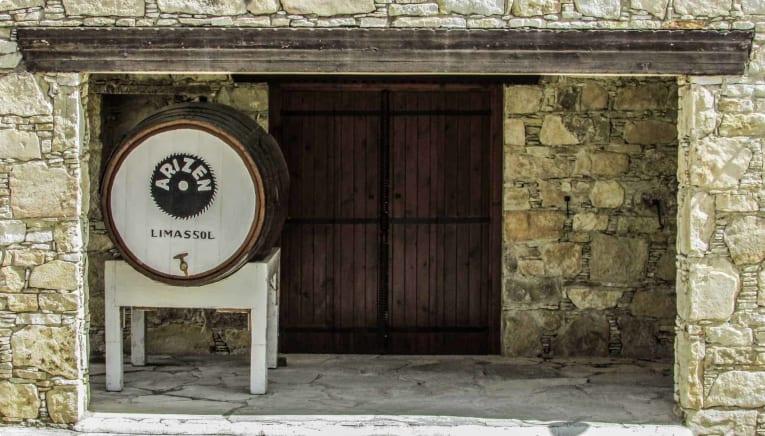 Wine in Eastern Mediterranean Islands