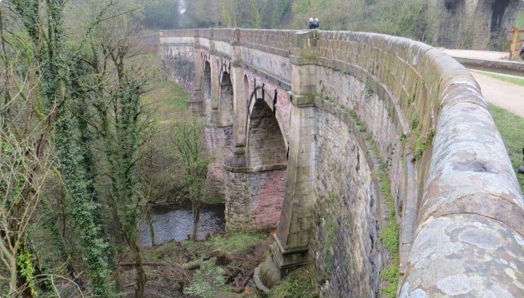 British canals and railways