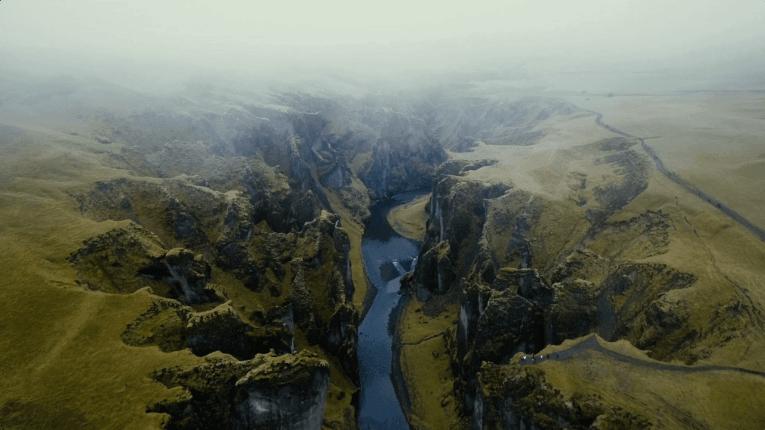 Iceland seniors tour