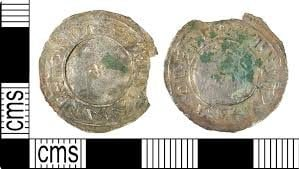 Coins produced in Chester in the mid-10th century
