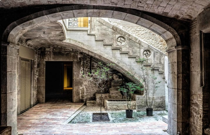 Girona's Jewish Quarter