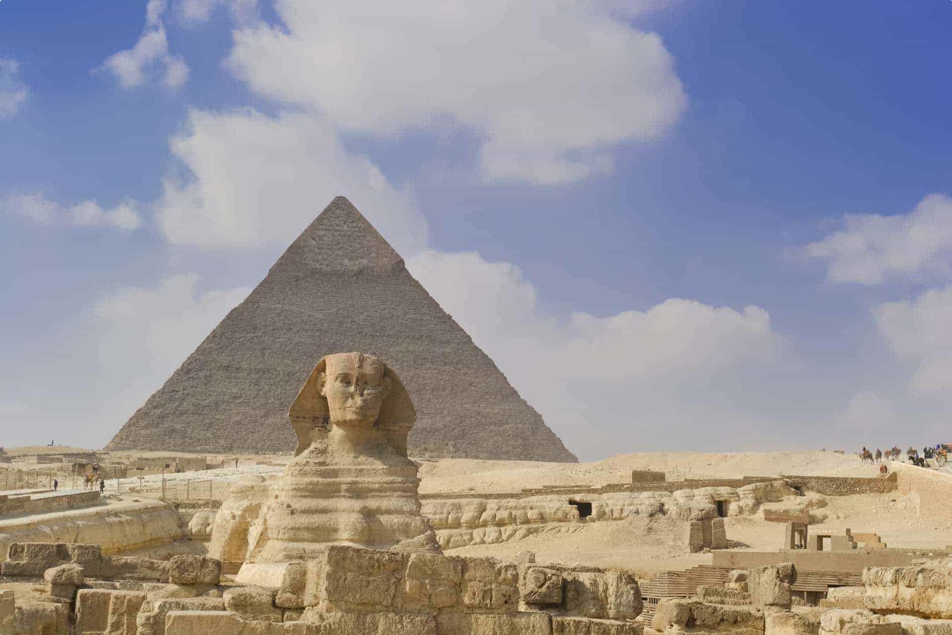 Egyptian small group tour