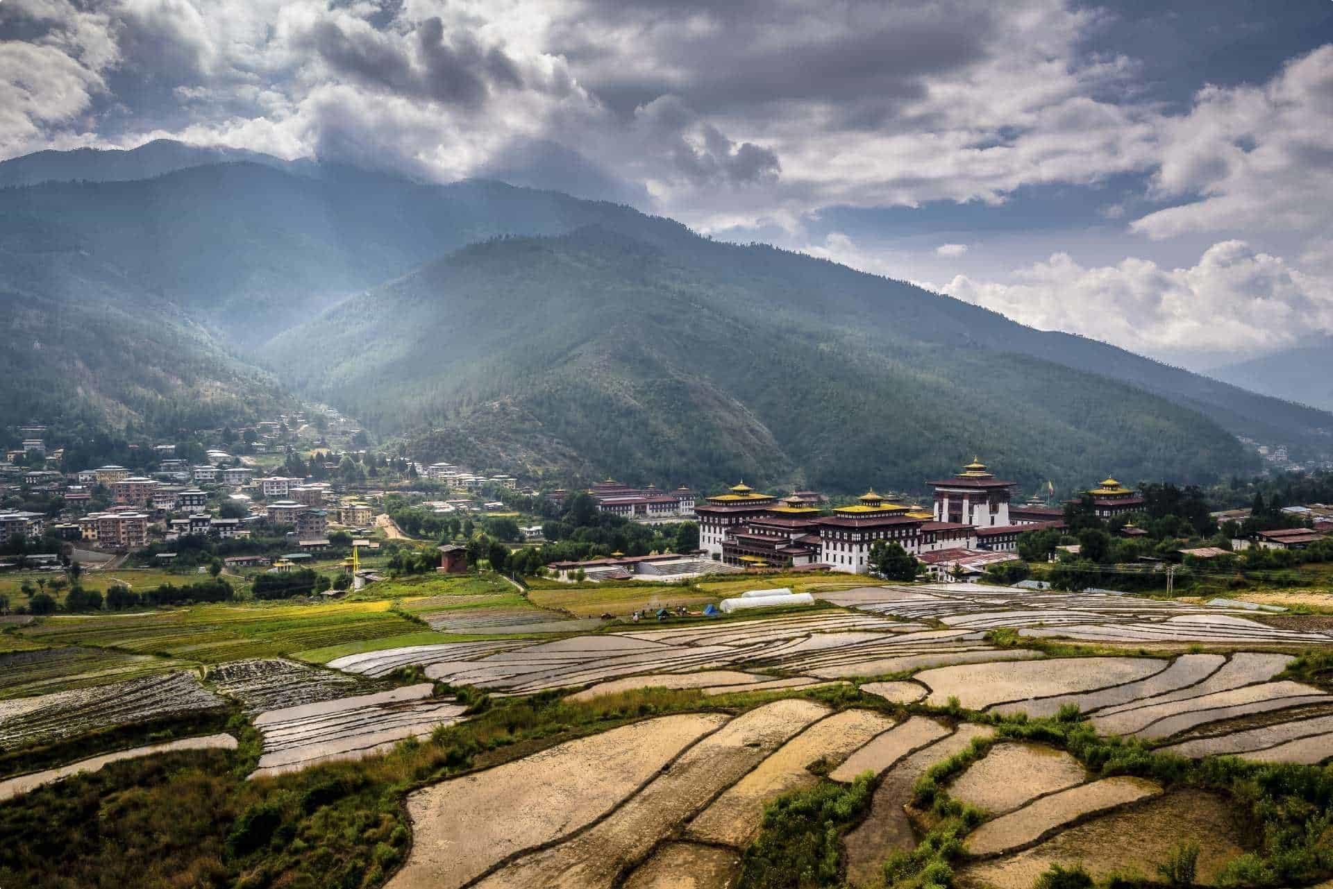 Bhutan points of interest