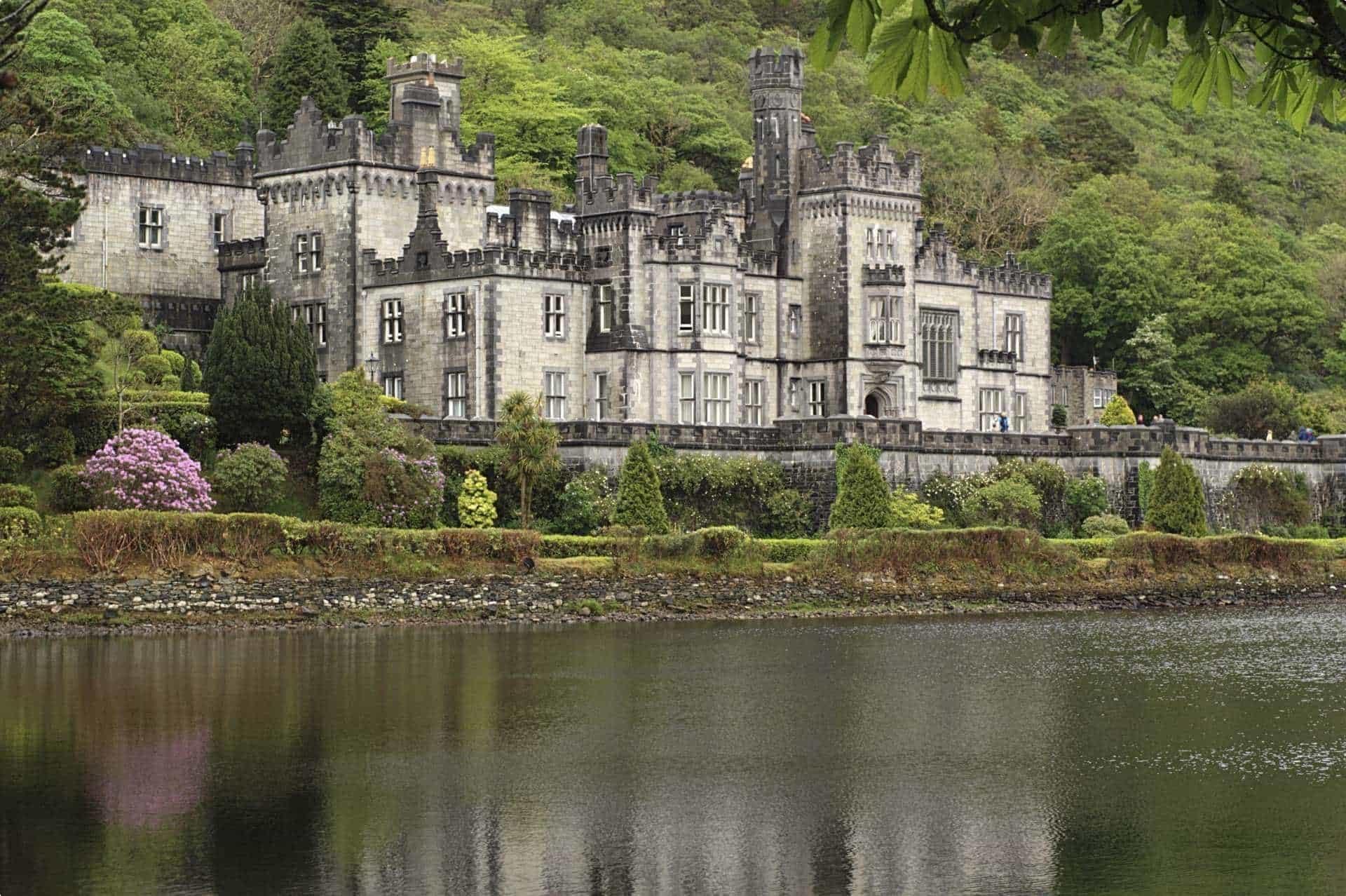 Gardens of Ireland Kylemore Abbey
