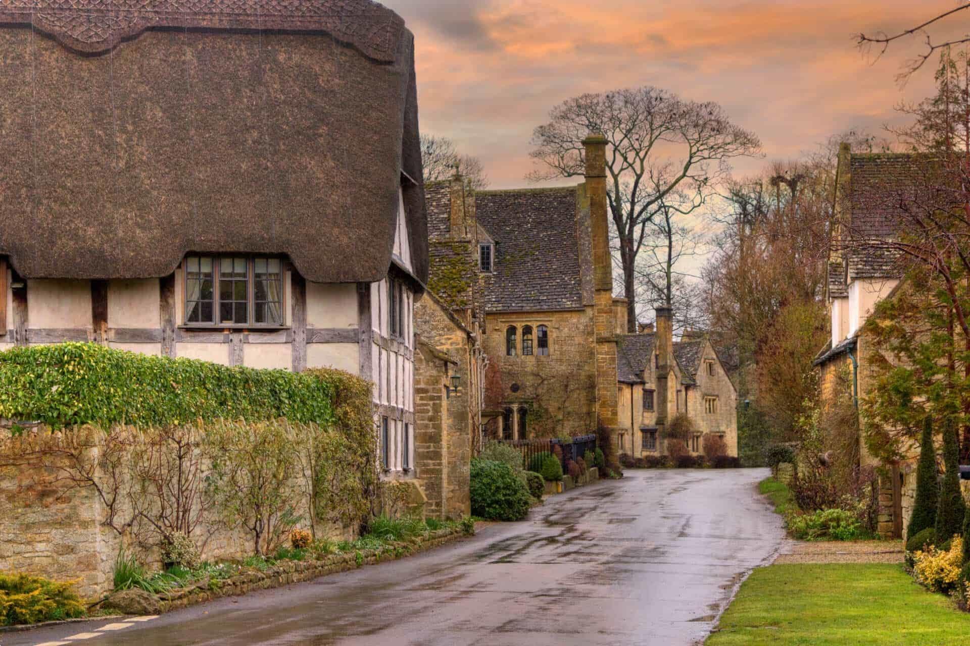Cotswold-Stanton Village
