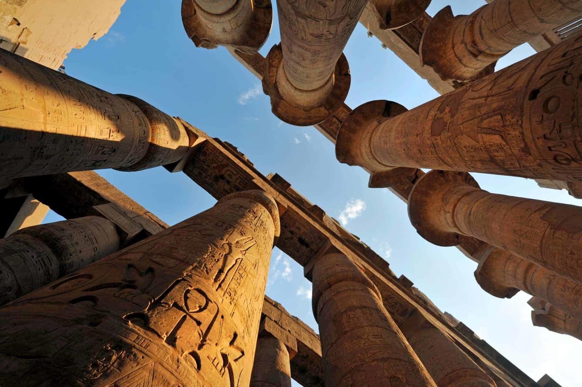 Egypt, Luxor - Thebes, Temples of Karnak