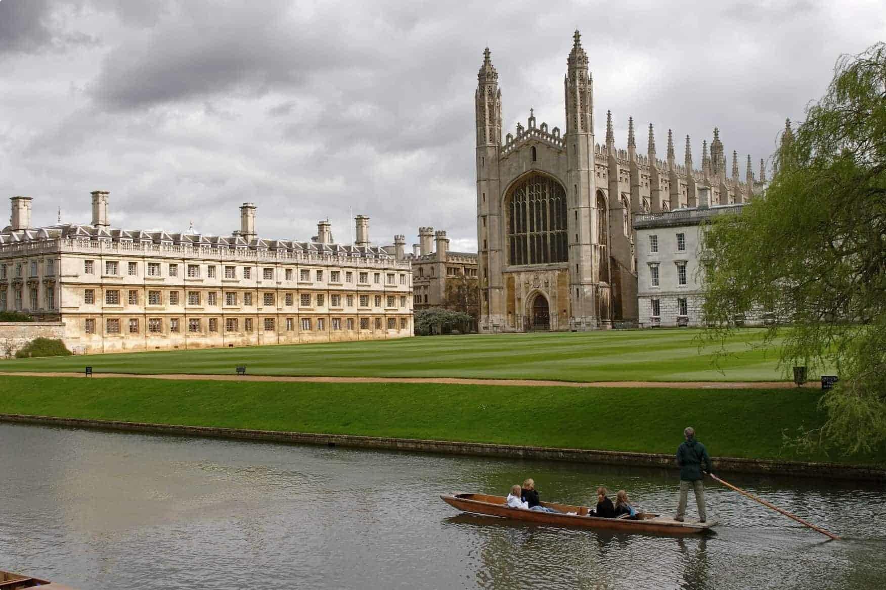 The Backs, Cambridge