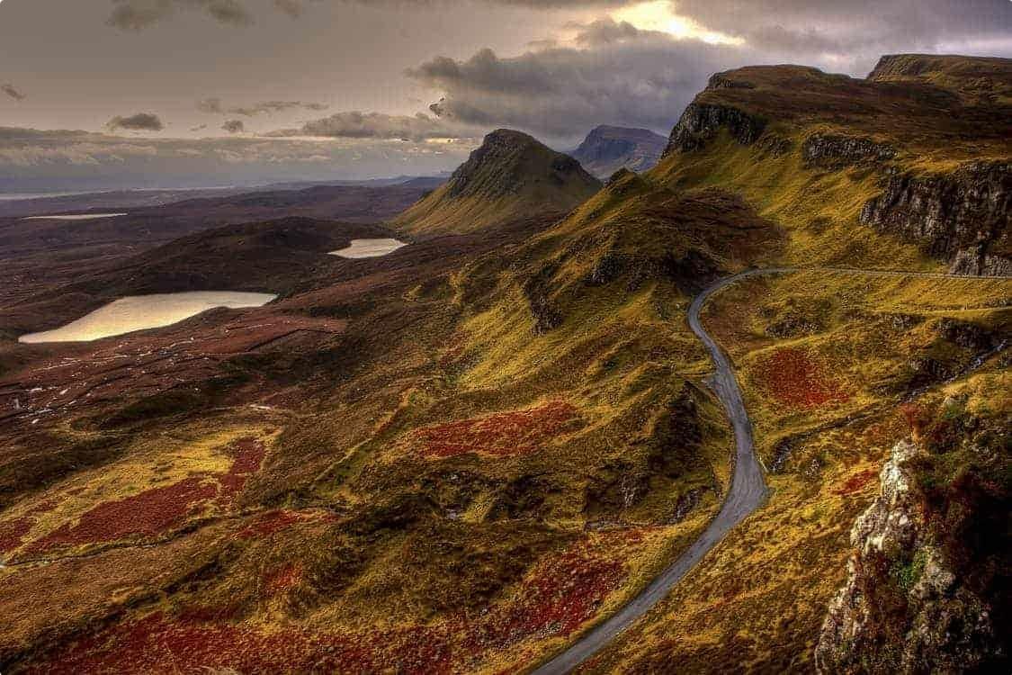 Scottish Island Holidays