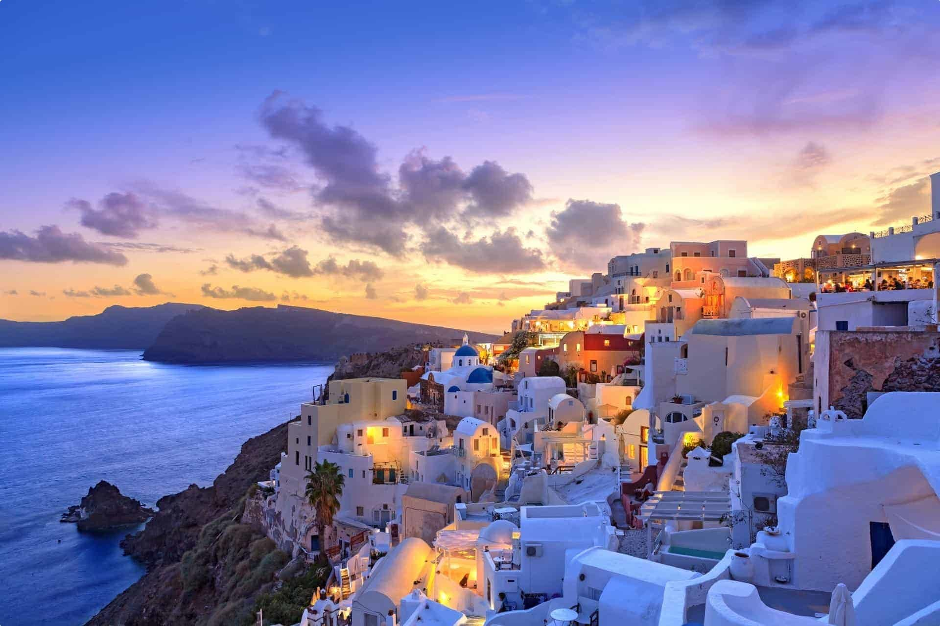 Greek islands, Eastern mediterranean