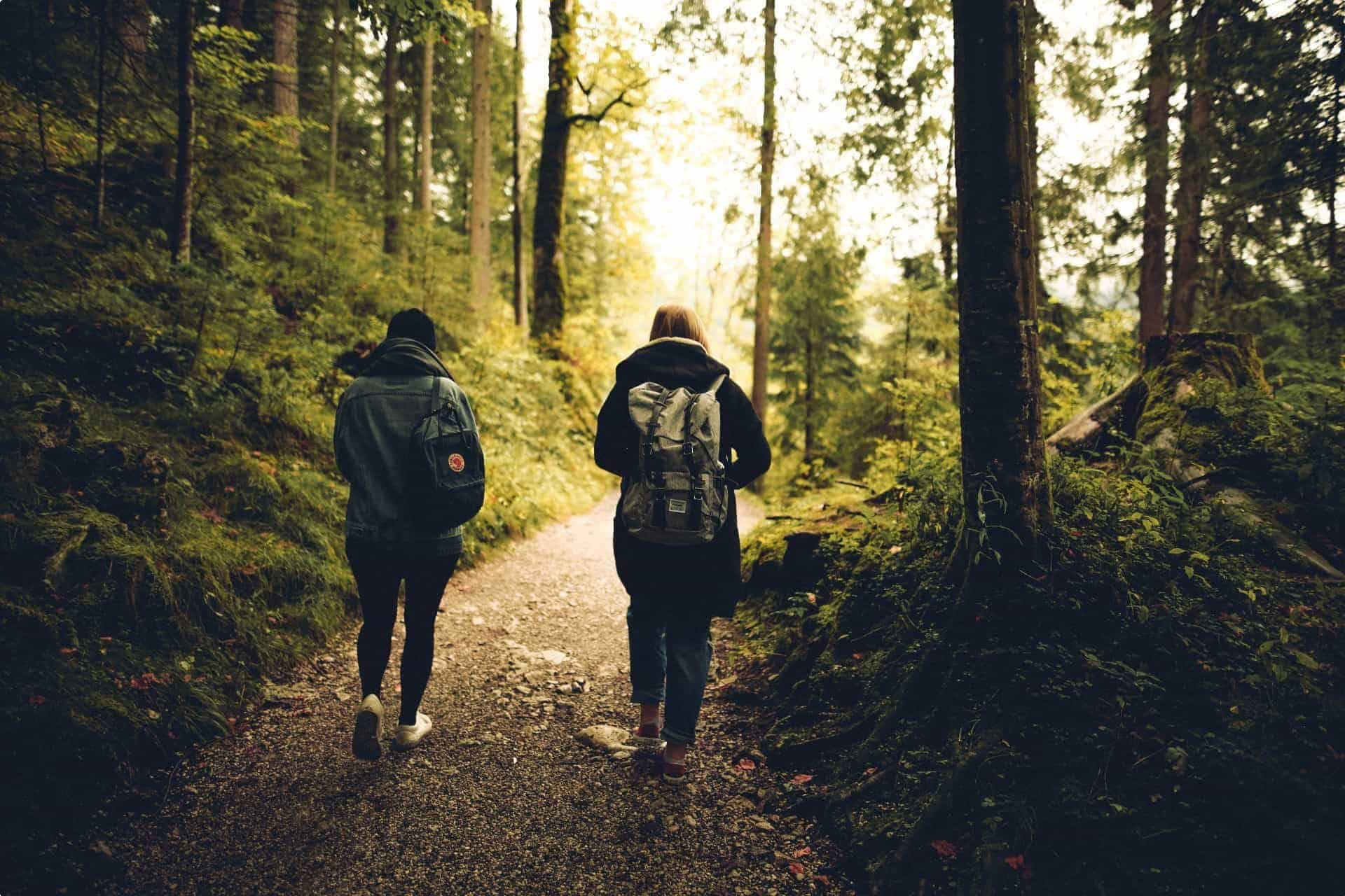 Committing to a fitness goal in advance will make the walking holiday much more enjoyable.