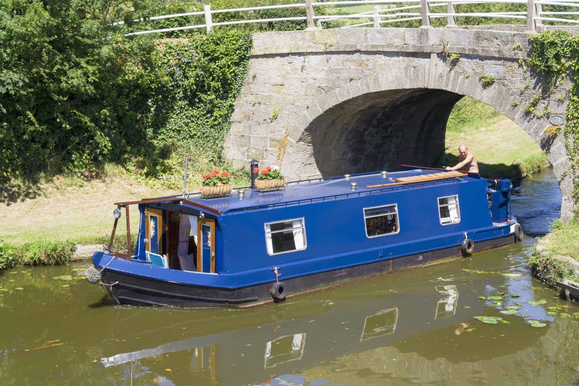 Britain's canals and railways