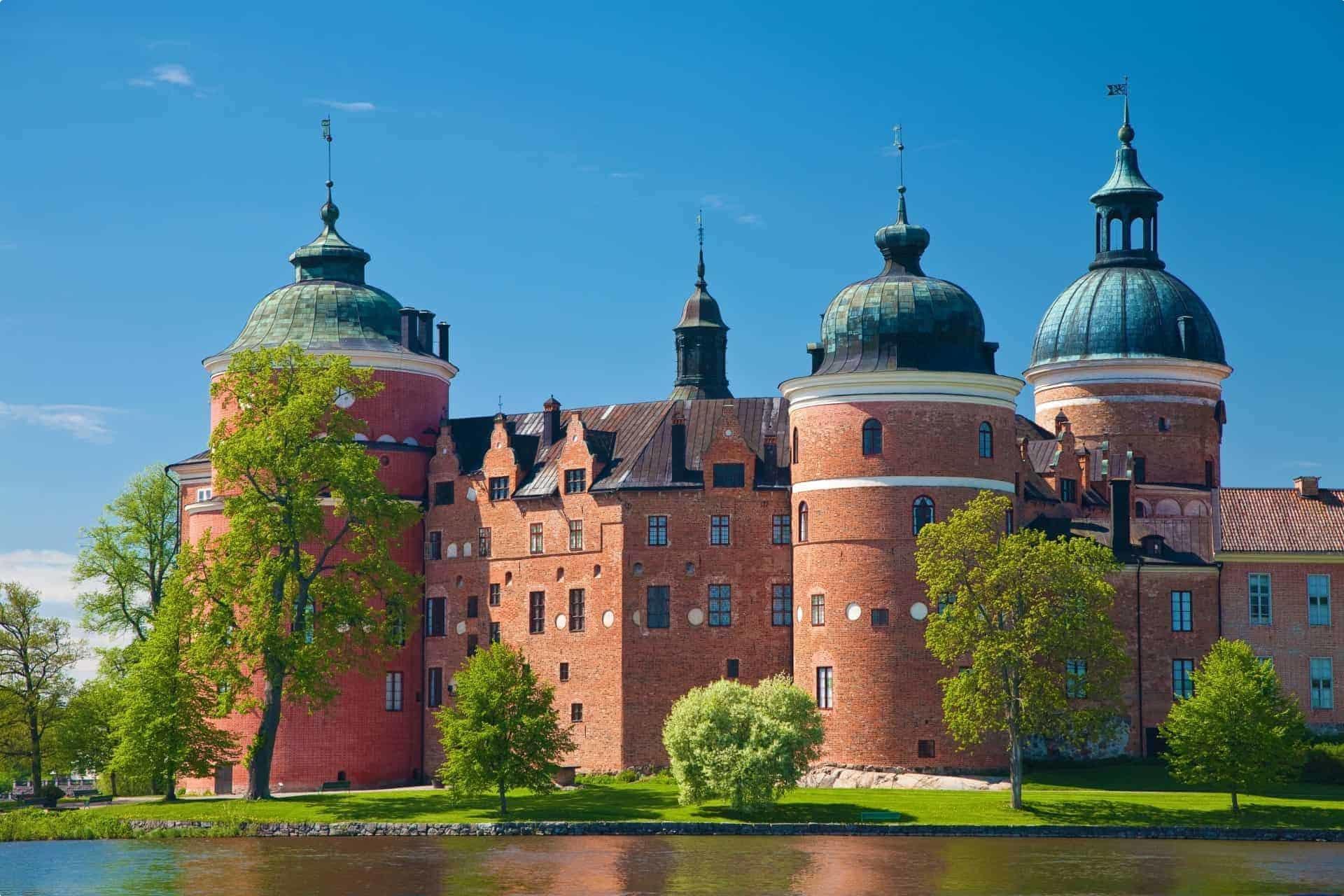 Swedish history tours