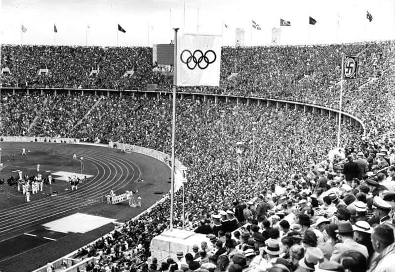Photo of Berlin Olympics