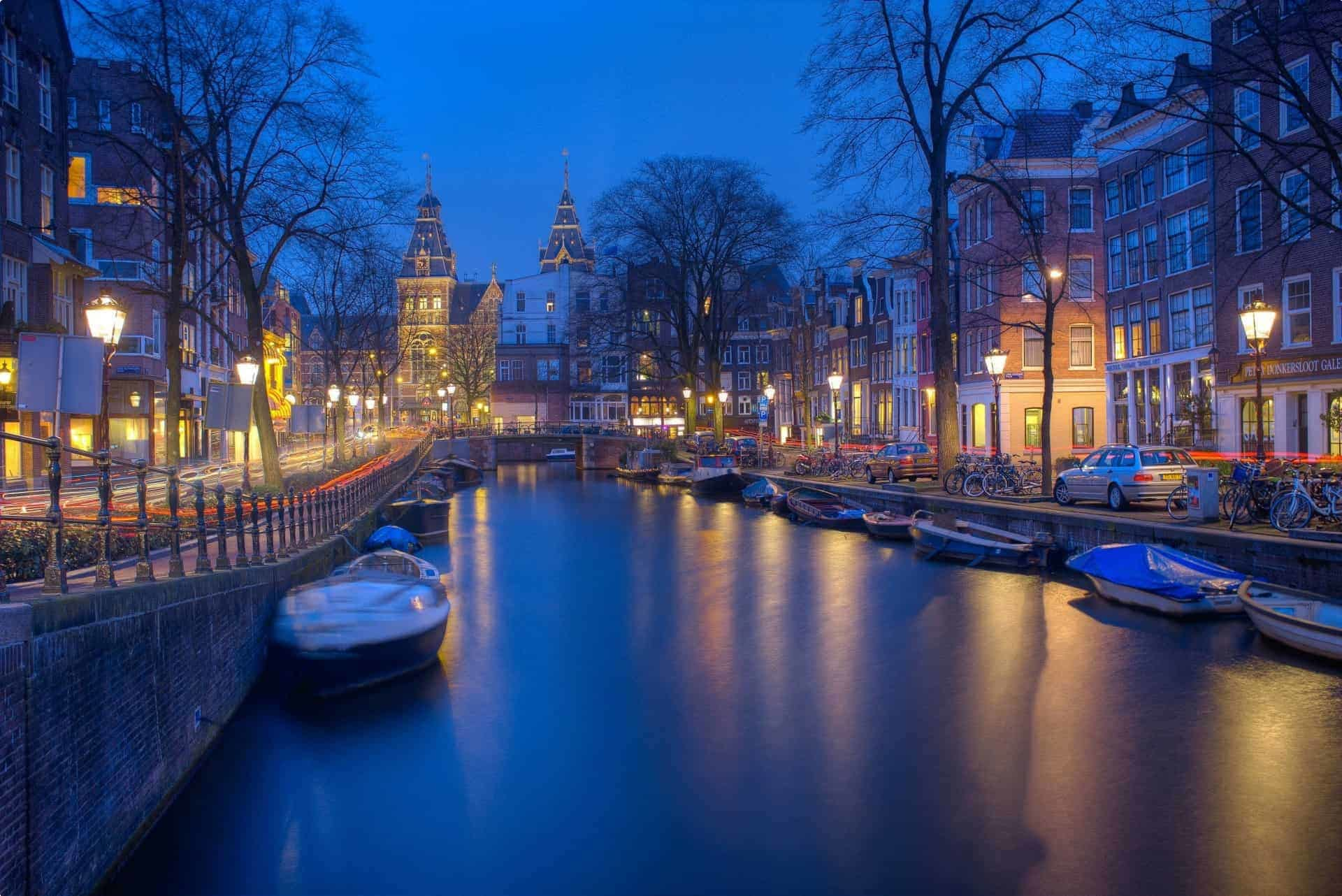 World Heritage Site - Amsterdam's Canal District