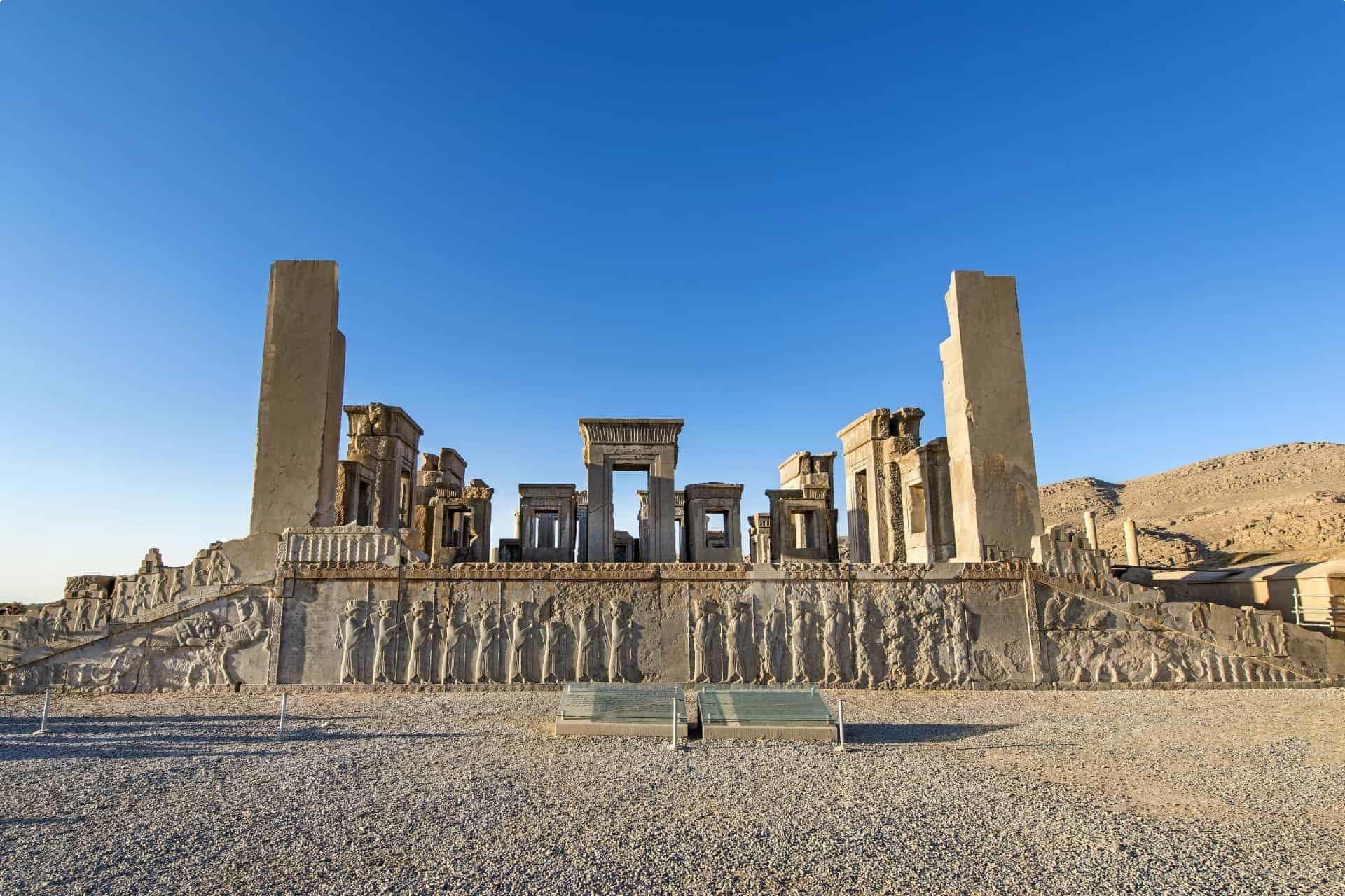 Tour Persepolis World Heritage Site
