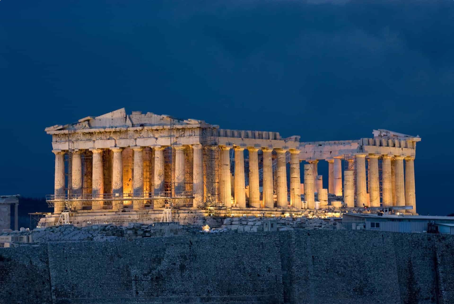 Tasmanian summer school Glory of Greece