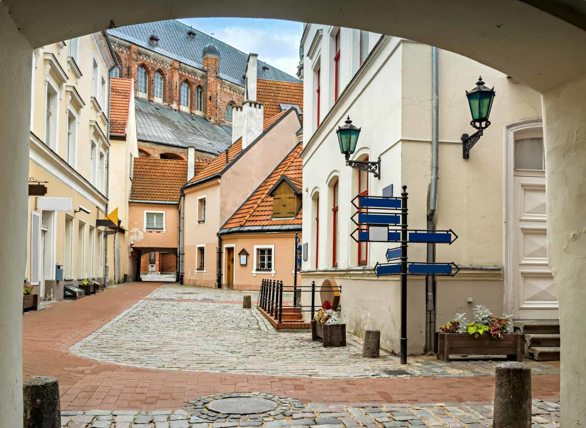 Latvia history