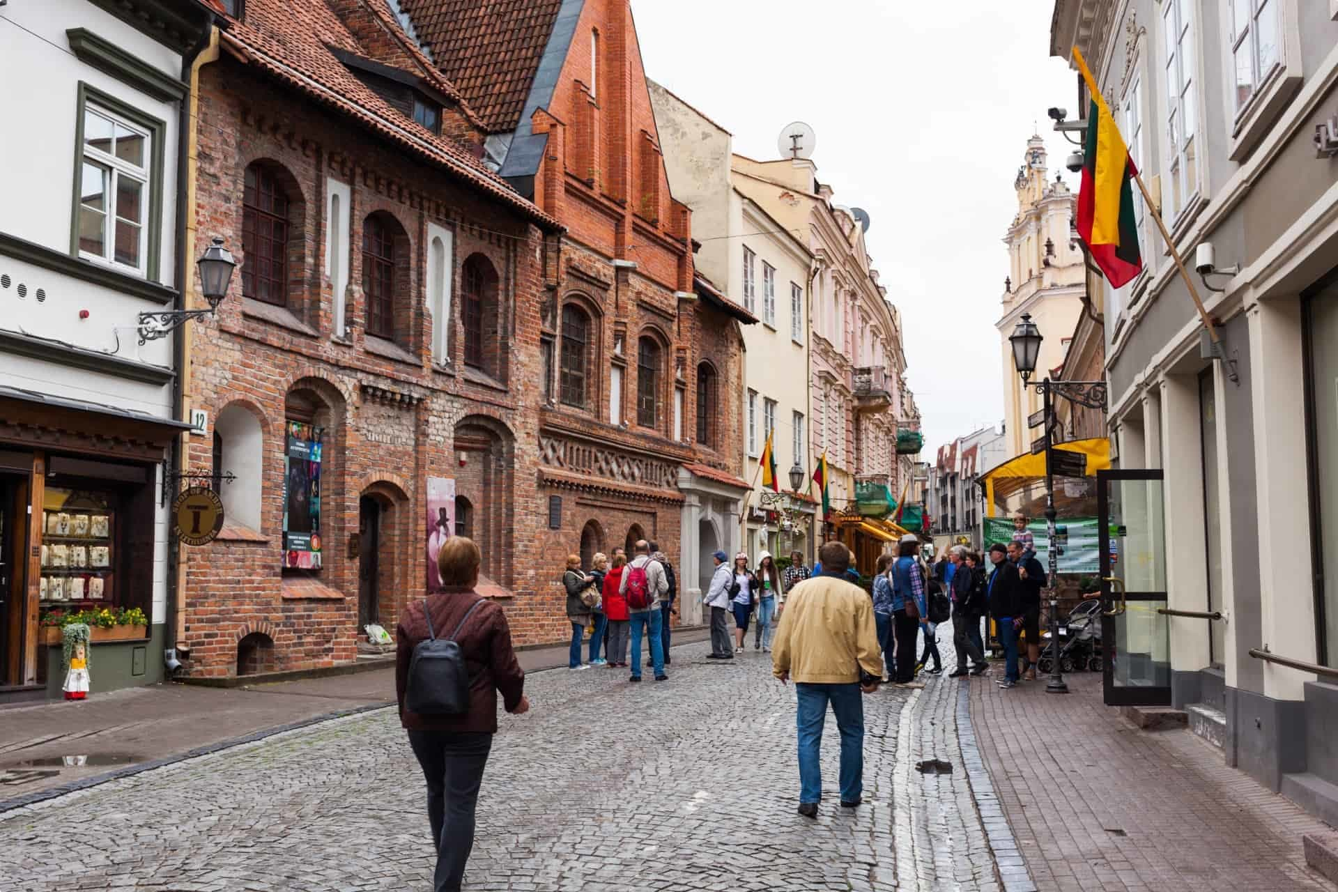 Tours of Lithuania