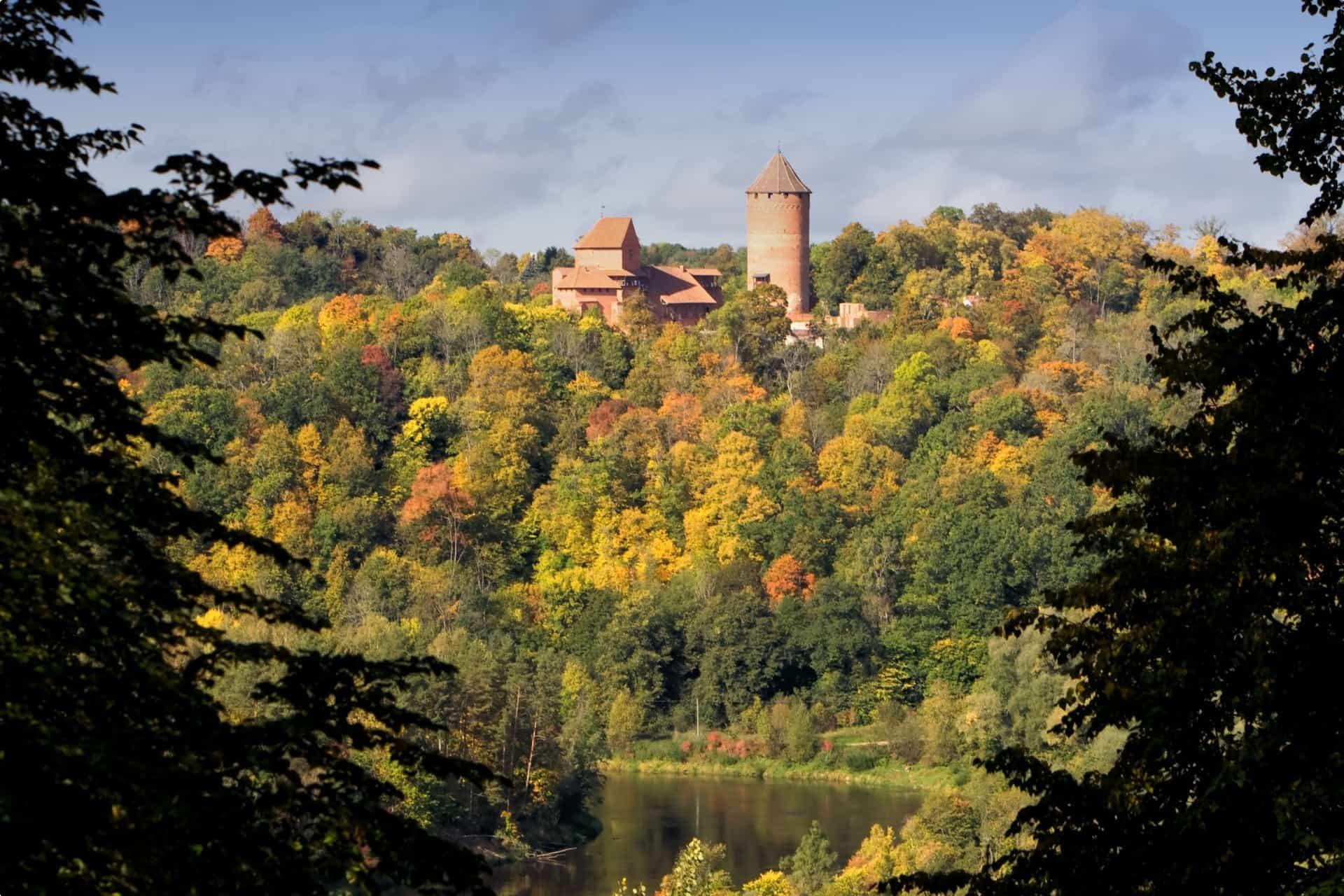 Latvian tours for seniors