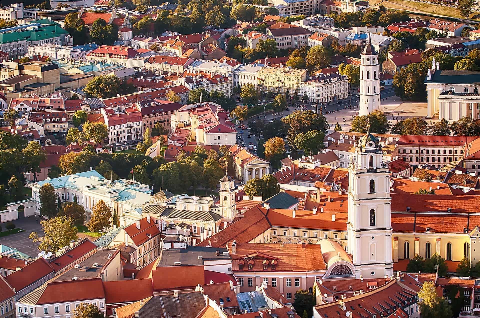 Tours to Baltic states