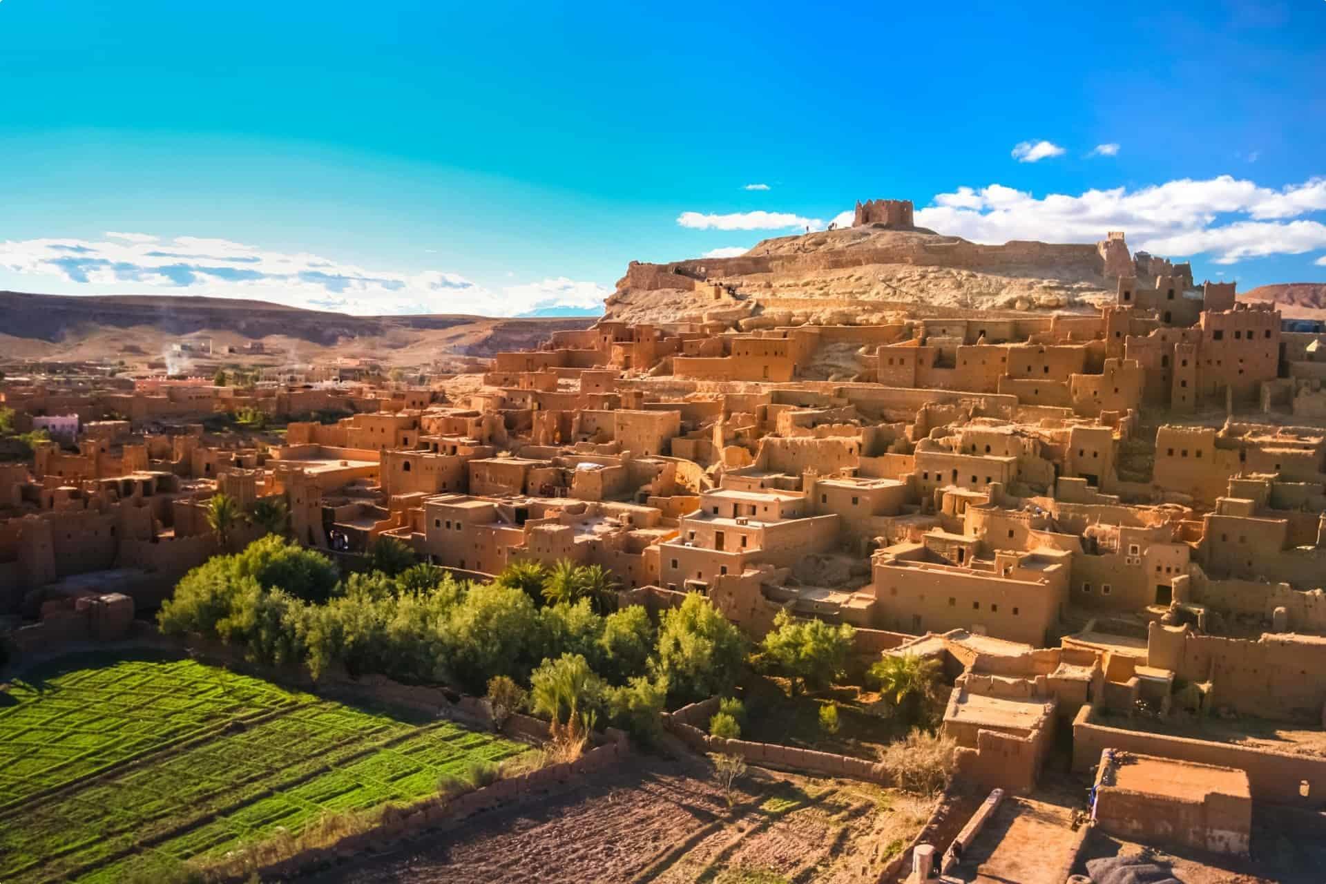 morocco ait benhaddou oldies seniors