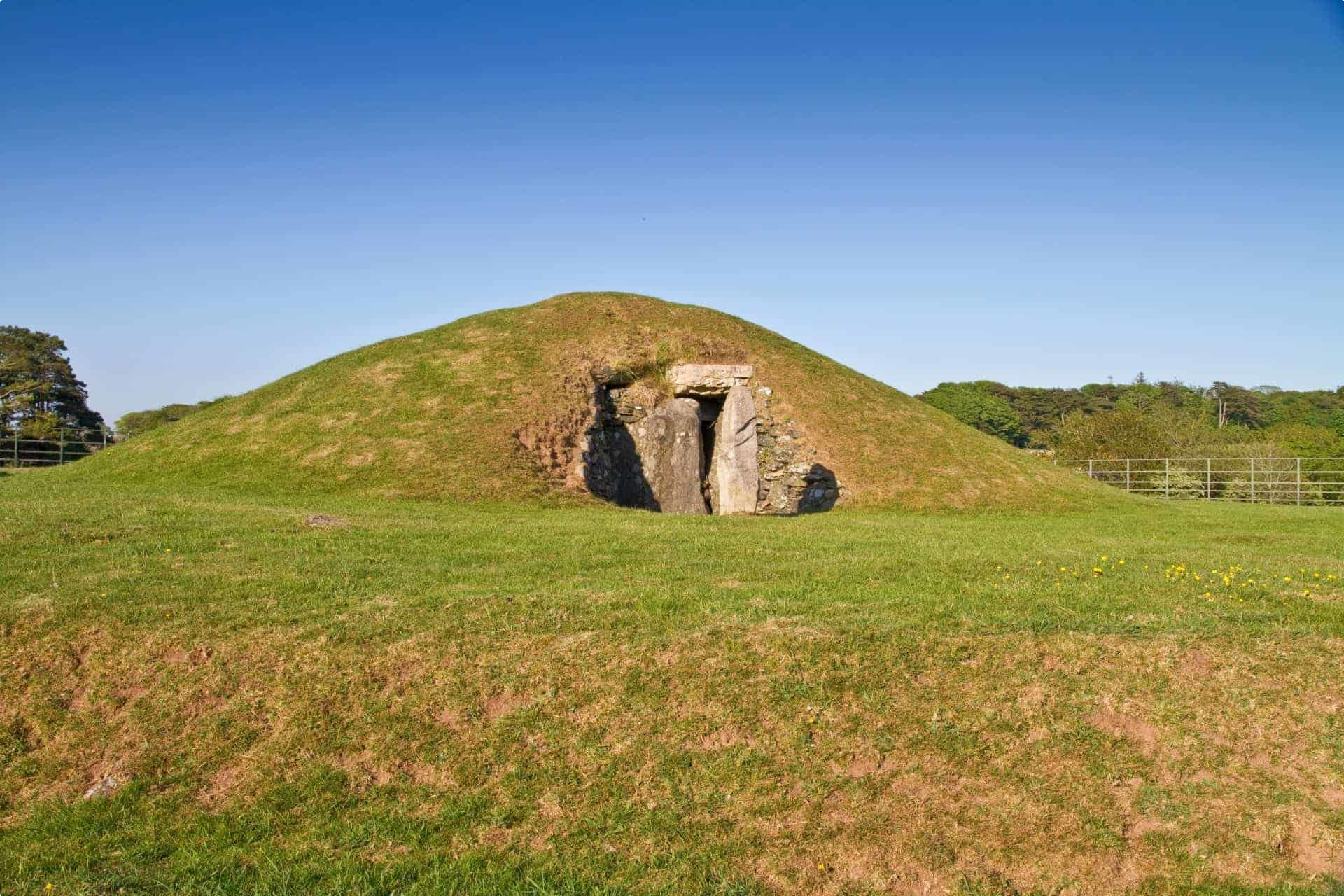 Chambered Tomb in Wales