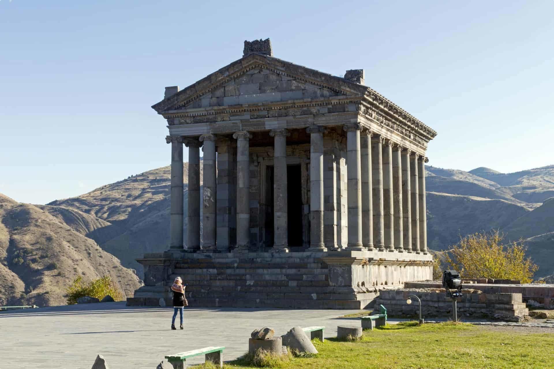 Temple of Garni
