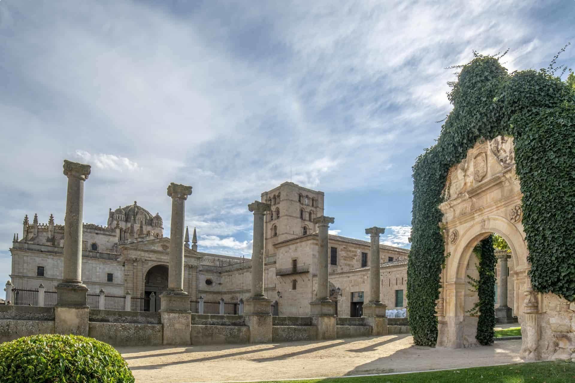 Cathedral in Zamora