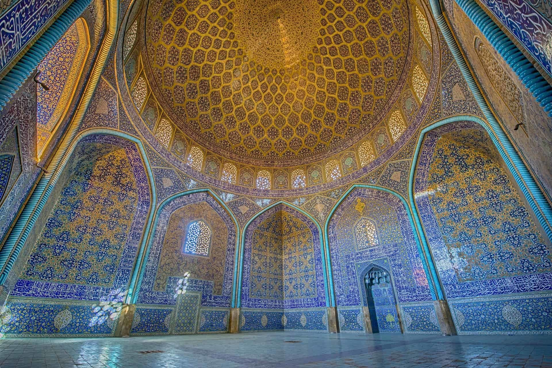 safavids mosque
