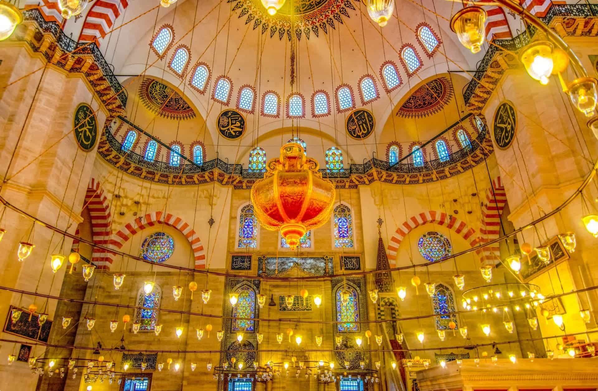 Ottoman tours