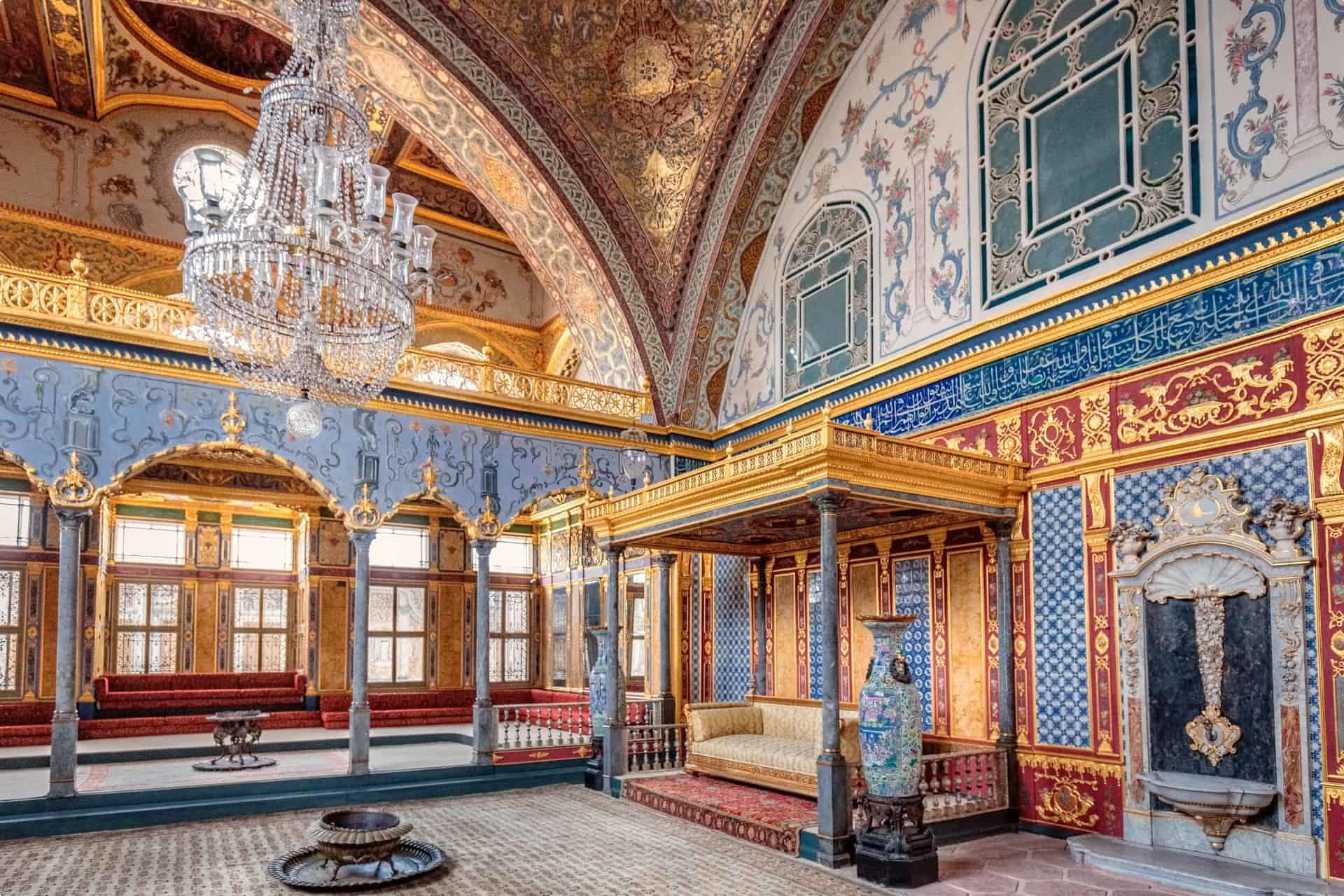 Ottoman history tours