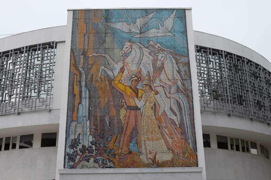 Soviet Art in Kazakhstan