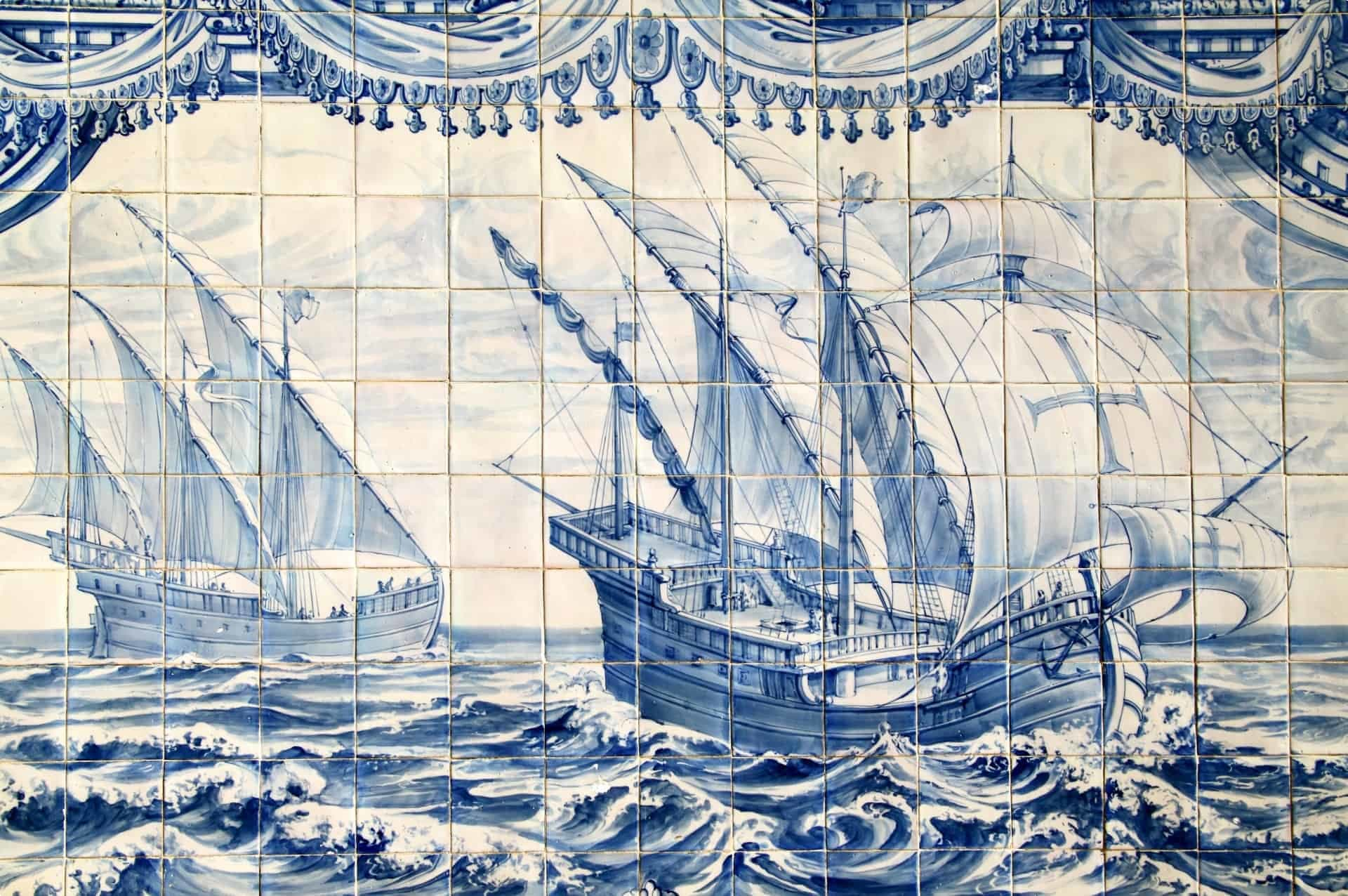 Portugal - ships