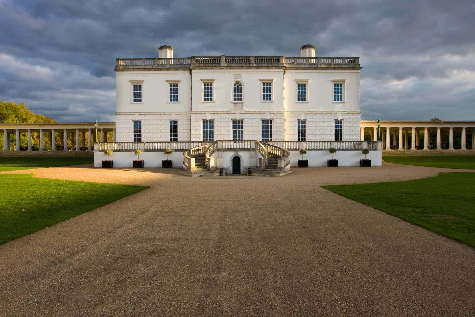 Queen's House in Greenwich, London