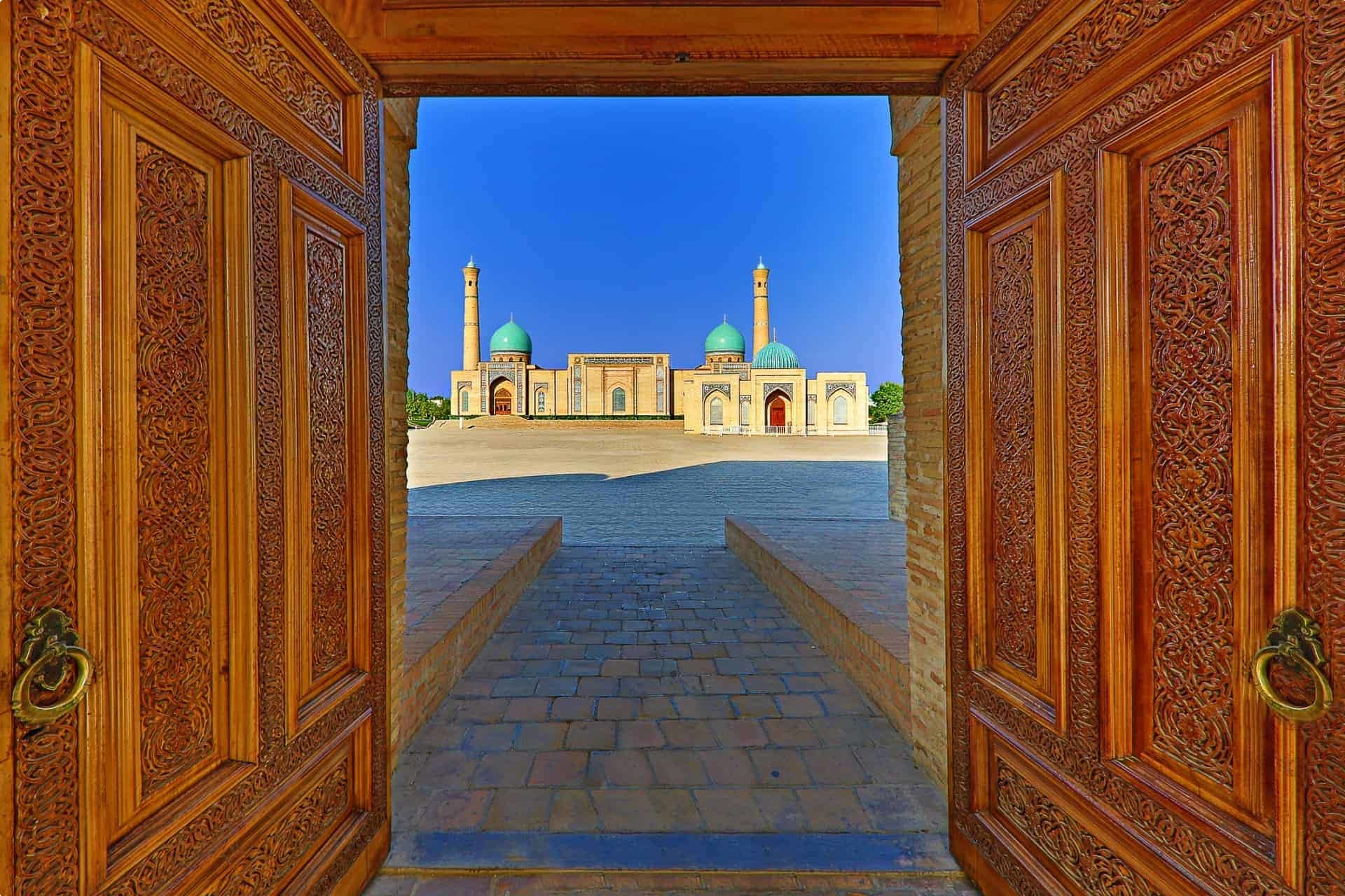 Khast Imam Mosque Tashkent