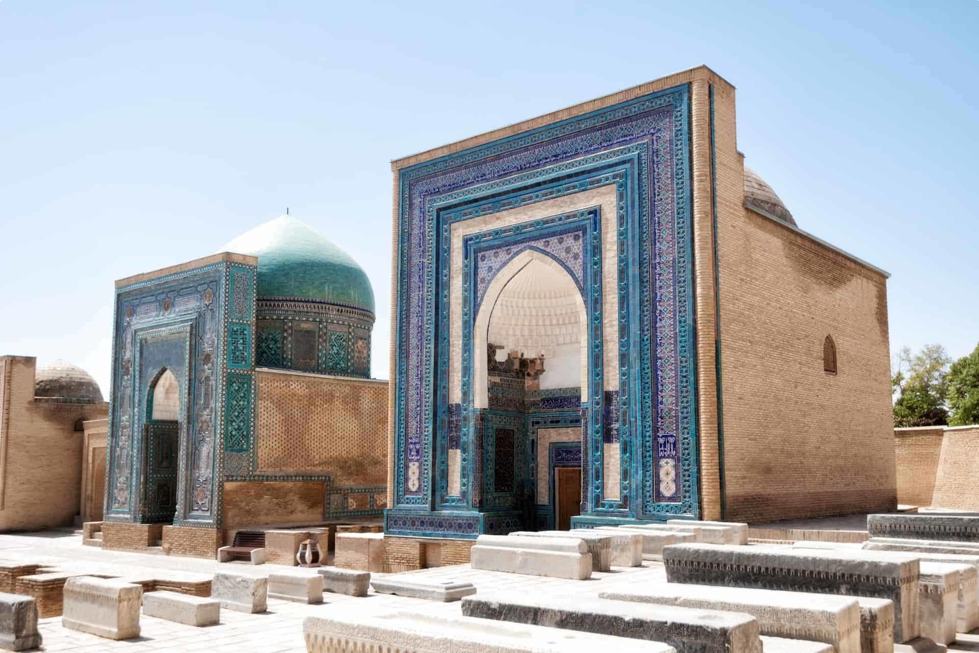 The Shah-i-zinda