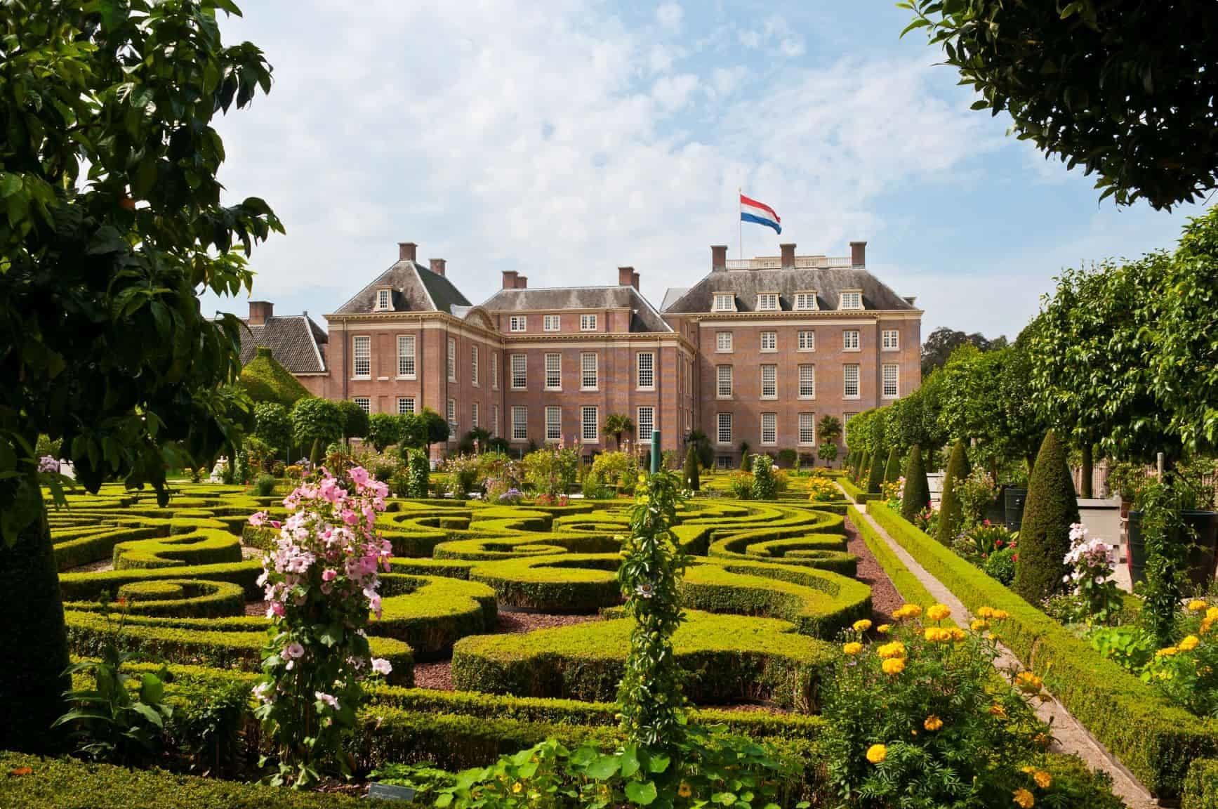 Het Loo Palace Netherlands