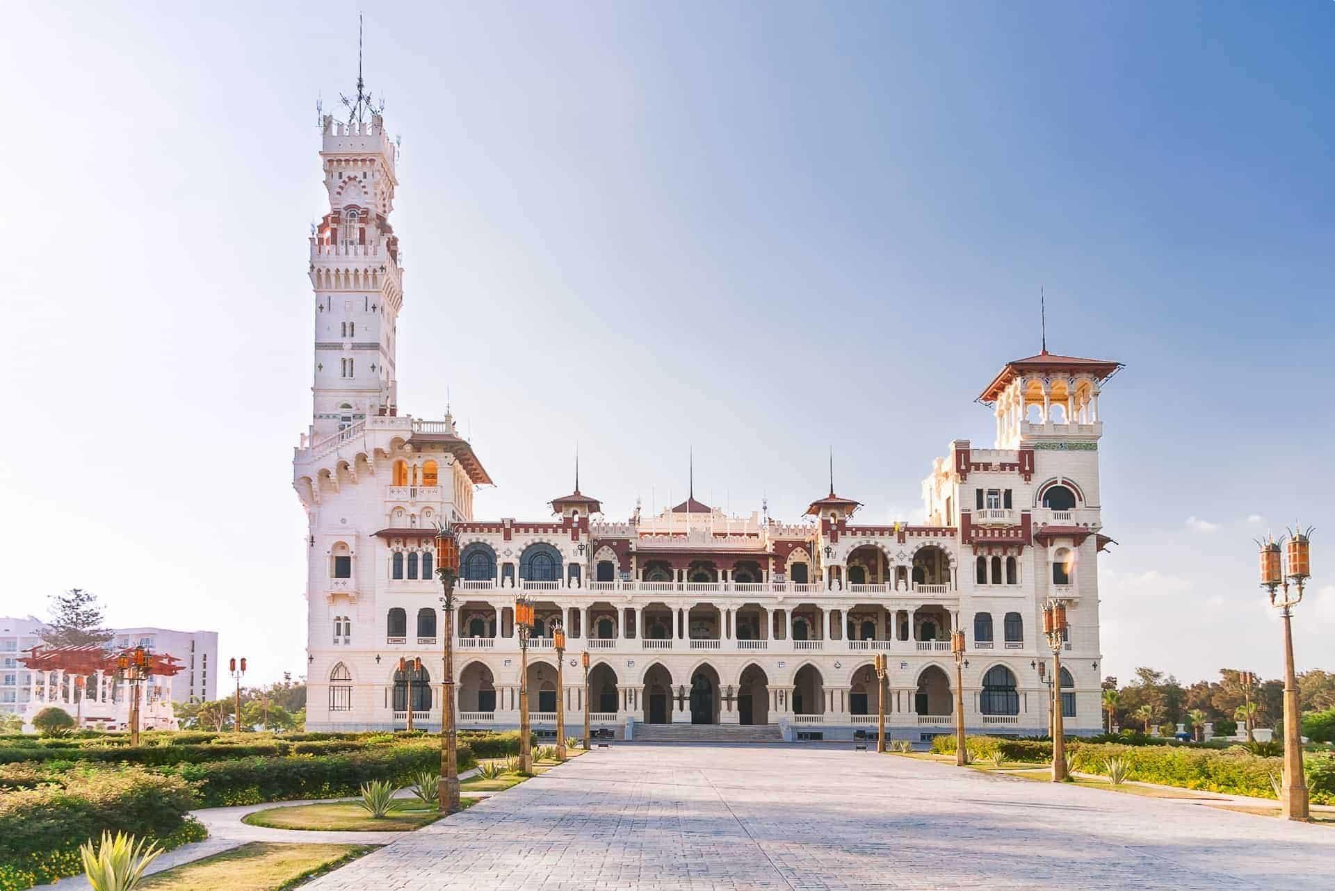 Montaza Palace Alexandria