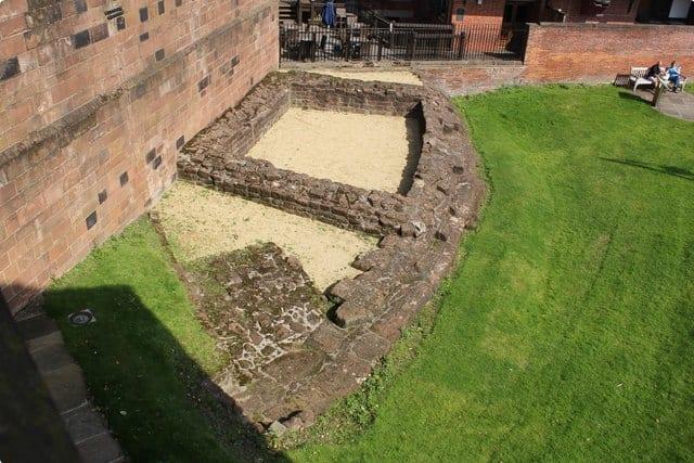 Roman Ruins in Chester