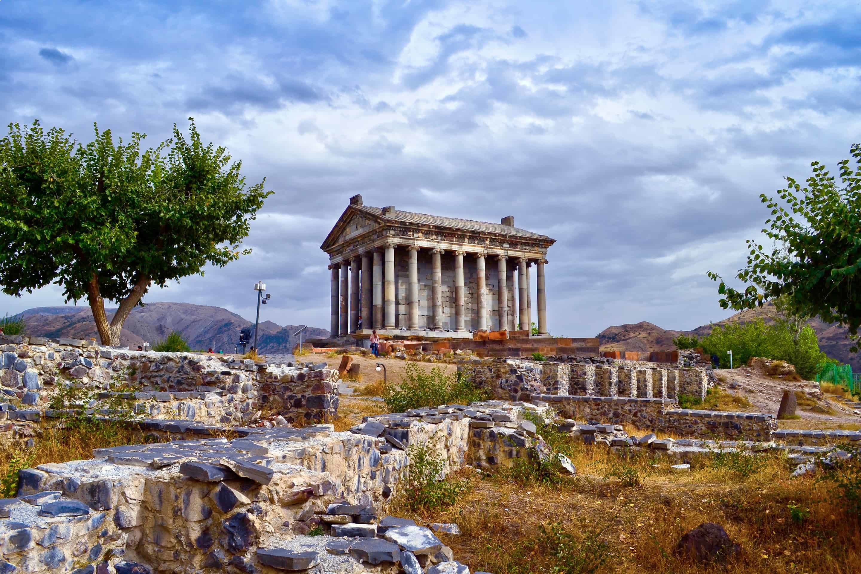 Garni Temple, Armenia.
