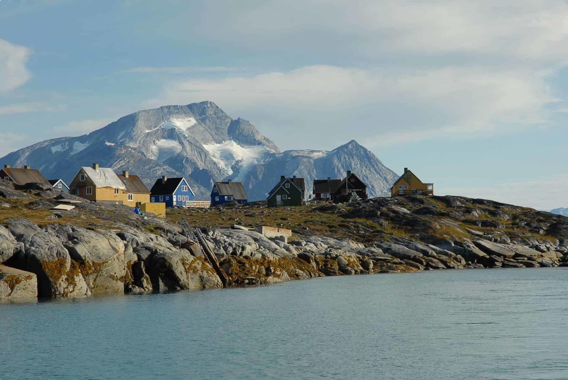 Qoornoq, Greenland