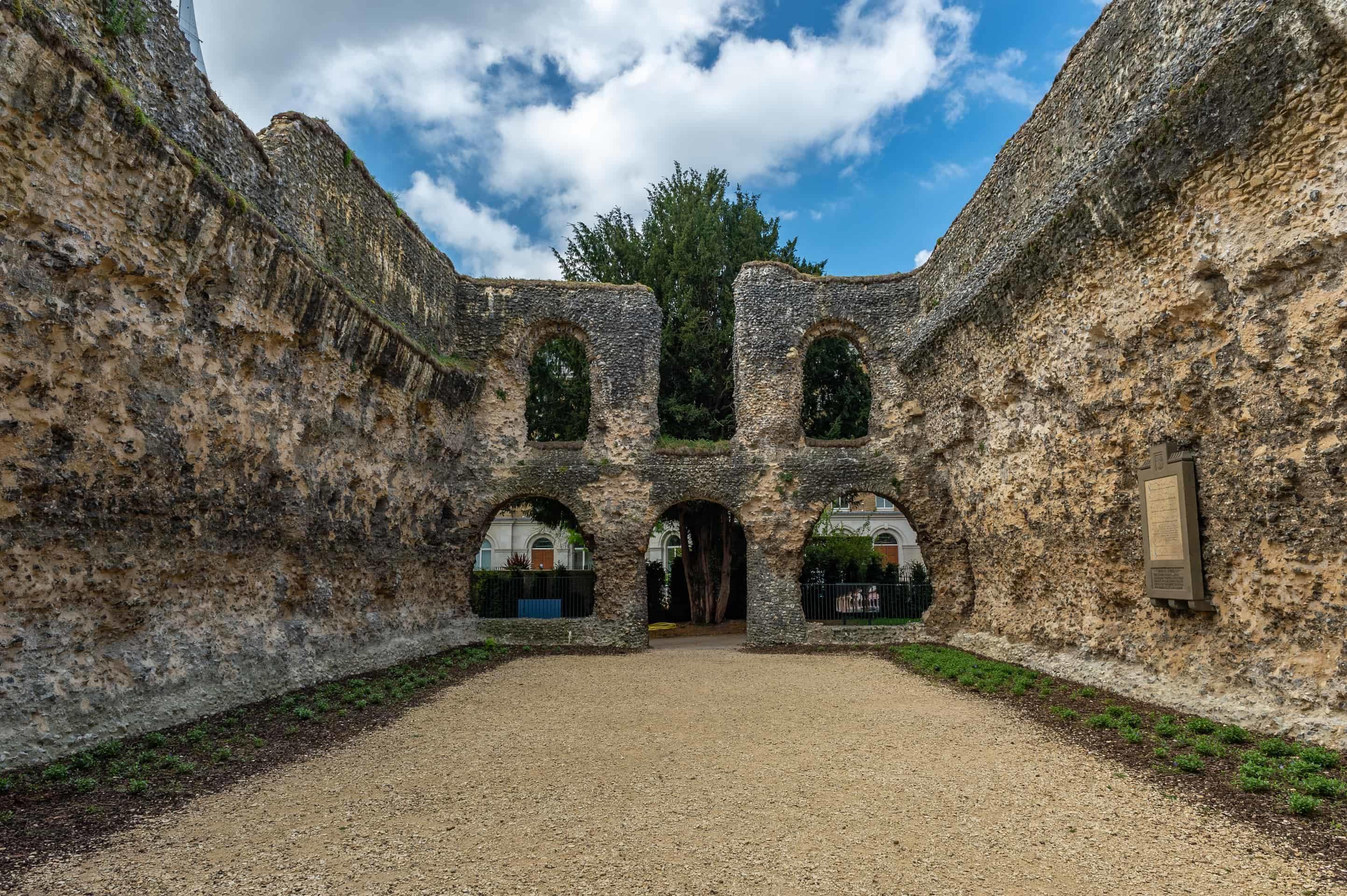 English monastery